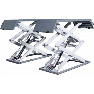 Double scissor lifts