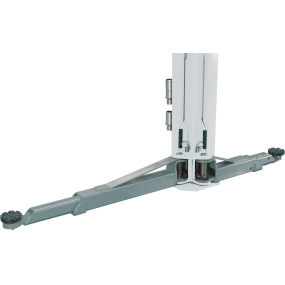 2 post lift spoa 3t support arm pivoting
