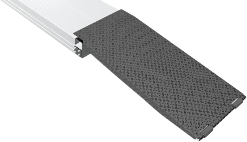 Drive-on ramps for above ground installation, 1250 mm