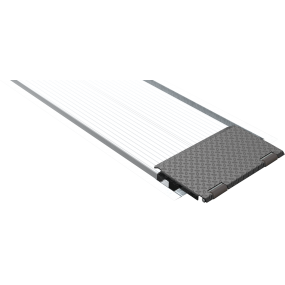Drive-on ramps for inground installation