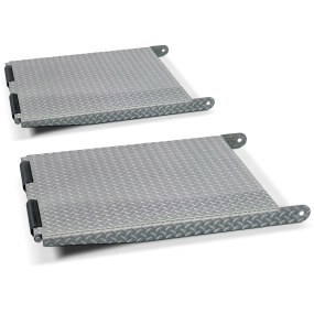 Extension Kit for drive-on ramp, for above-ground installation