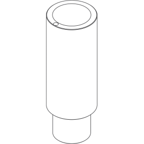 Adapter extension kit 130 mm